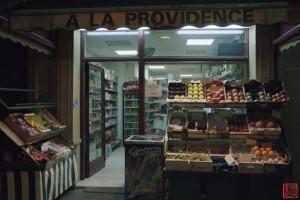 A la providence